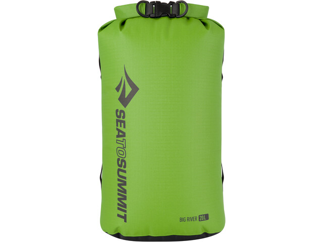 Sea to Summit Big River Dry Bag 20l, green